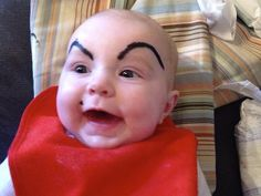 Babies With Eyebrows Are The Best Kind Of Babies