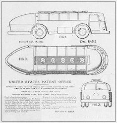 1935 Diamond T Doodlebug ~ TheGentlemanRacer.com
