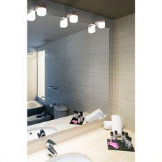 MILD is a designer lamp by Estudi Ribaudí to light up the bathroom.