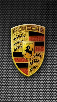 See the latest Porsche products and photos. Browse and shop Porsche and other celebrity fashion brands on Coolspotters. Logo Wallpaper Hd, Car Wallpapers, Wallpaper Maker, Black Wallpaper, Nature Wallpaper, Car Badges, Car Logos, Porsche 918, Porsche Logo