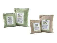 All Natural Air Purifying Bag by Moso Natural from Keri Glassman on OpenSky http://osky.co/KrVtSA Get $10 Credit when you sign up!
