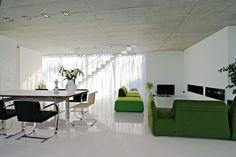 Green Living Room Design Ideas: Decorations And Furniture - Home Decorating Ideas Living Room Green, Cozy Living Rooms, Grands Salons, Design Salon, Luxury Sofa, Minimalist Living, Home Decor Trends, Living Room Designs, Interior Design