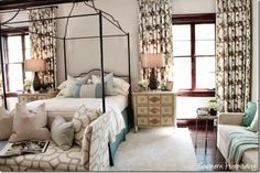 Palazzo Rosa, touring the Atlanta Decorators' Showhouse 2014 via @Debbie Jacobs