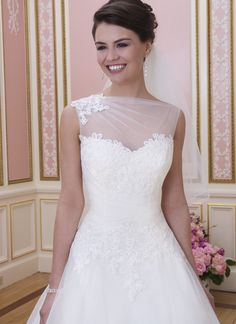 Justin Alexander Sweetheart 6027 Bridal Gown