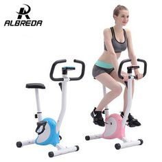 66.77$  Watch now - http://ali0p1.worldwells.pw/go.php?t=32760543369 -  Fitness Equipment Household low noise magnetron spinning /indoor cycling bike fitness bike LED display  adjustable knob RODEX