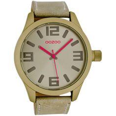 Uurwerk - Oozoo, accessoires - horloges, mannen - horloges, accessoires - mannen