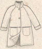 Takki pellavaa/puuvillaa – Kerhohinta – GUDRUN SJÖDÉN - vaatteita verkossa ja postimyynnissä