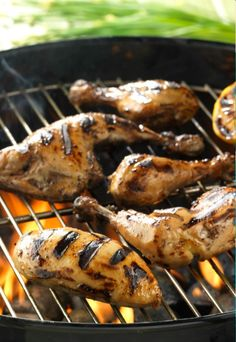 The Best Grilled Chicken Recipe Ever