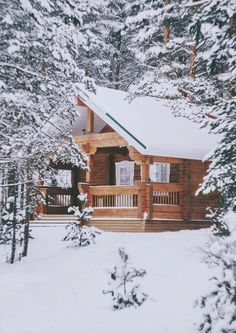 Architecture – Come Hideaway in Lake George, NY Snow Cabin, Winter Cabin, Winter House, Winter Snow, Cabin In The Woods, Cabins In The Snow, Winter Scenery, Log Cabin Homes, Cabins And Cottages