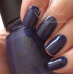 queen b by China Glaze  - polishinfatuated, via Flickr