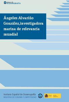 Ángeles Alvariño González, investigadora marina de relevancia mundial