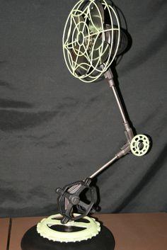 Industrial Steampunk Fan