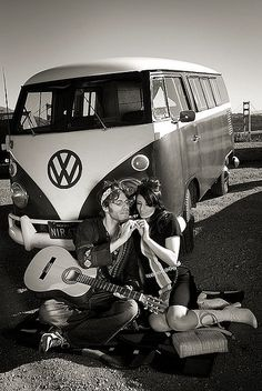 3) Restore a VW Bus with my husband.  (this has been my plan since I was 15, I'm sure it will be a fad by the time I get to do it)