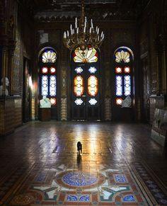 Palacio La Alhambra in Santiago, Chile