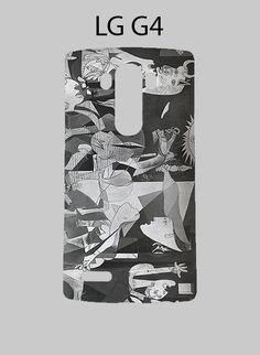 Paint Guernica Picasso LG G4 Case Cover