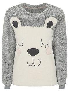 fluffy pyjamas - original factory shop?