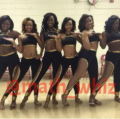 Dance Team Uniforms, Majorette Uniforms, Swag Outfits For Girls, Dance Outfits, Girl Outfits, Black Girls Dancing, Girl Dancing, Dancing Dolls Bring It, Black Cheerleaders