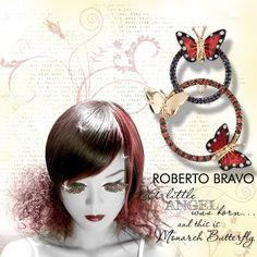 "Kelebeğin asaleti ile ölümsüzleşen masumiyet ""Kral Kelebek"" koleksiyonunda hayat buluyor...  Innocence that is immortalized with butterfly's nobility finds life with ""Monarch Butterfly"" collection…  #RobertoBravo #RB #inspiring #jewellery #jewelry #woman #style #fashion #gold #silver #creation #collection #love #details #stylish #girly #amazing #instyle #trendy #beauty #life #lifestyle #combination #outfit #color #black #ring #elegant #streetstyle #diamond"