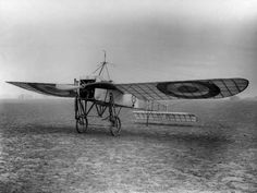 1914 - 1918 The Great War  Bleriot Monoplane, Royal Flying Corps