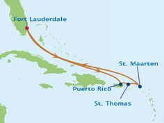 Find A Cruise | Celebrity Cruises 7 night eastern caribbean celebrity silhouette