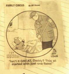 Isn't it great?!... from Family Circus 2012