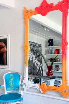 This mirror is awesome