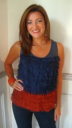 #Ultimate Tailgate # Fanatics Great top for an Ole Miss game!
