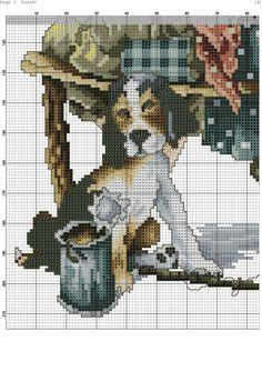 Sunset 3 Cross Stitch Love, Cross Stitch Patterns, Stitch 2, Cross Stitching, Needlework, Embroidery, Illustration, Workshop, Album