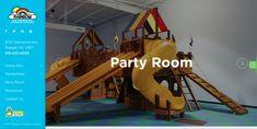 Rainbow Play este unul din cele mai cunoscute magazine de leagane, trambuline si seturi de joaca pentru copii din SUA, un proiect care-ti aduce cheful de joaca! Trampoline Party, Web Design Projects, Mai, Rainbow, Room, Bedroom, Rainbows, Rain Bow, Rum