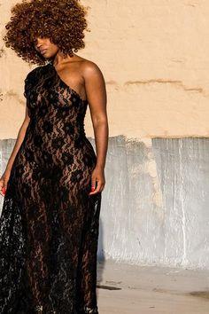 black women curves lines Black Women Fashion, Curvy Women Fashion, Plus Size Fashion, Womens Fashion, Sexy Dresses, Fashion Dresses, Beautiful Dresses, Beautiful Black Women, Black Girls