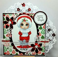 8 kids and still find time to craft: My Besties uk - Anything goes with Poinsettia
