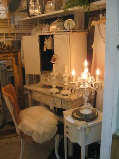 ANTIQUES IN OLD TOWN Cheryl Alexander