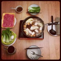 Thank you for the follow✨ - 9件のもぐもぐ - The humble beginnings of a Hot pot by ~natashya~