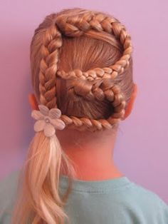 Here is Kool Braids Pictures for you. Kool Braids pink rope braid super cute and cool hair styles hair. Easy Hairstyles For Medium Hair, Cool Braid Hairstyles, Little Girl Hairstyles, African Hairstyles, Hairstyles 2016, Popular Hairstyles, Teenage Hairstyles, Short Hair Styles Easy, Medium Hair Styles