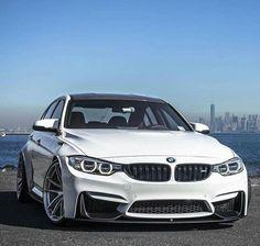 BMW F80 M3 white