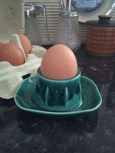 Cute vintage egg cup