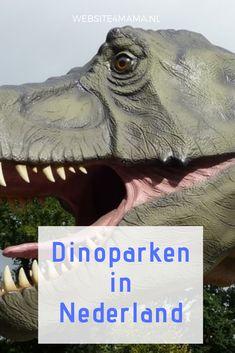 Vakantietips   dagje weg met kinderen   dinoparken in Nederland: wij beschrijven de 2 Dinoparken in Nederland. Waarom is een uitje naar een park zo leuk? #dagjeweg #vakantietips Days Out With Kids, Activities To Do, Children's Place, My Boys, Cool Kids, Netherlands, Things To Do, Road Trip, Places To Visit