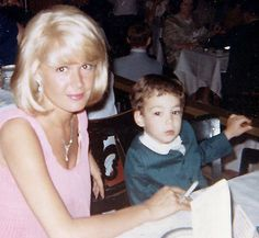Sandra Dee's Son | Sandra Dee and son Dodd - a-summer-place Photo