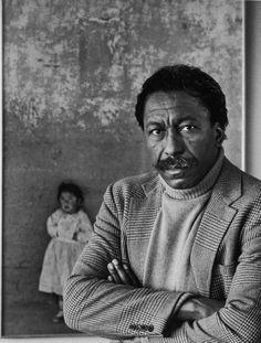Portrait of photographer Gordon Parks Location:New York, NY, US Date taken:1968 Photographer:Alfred Eisenstaedt