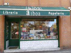 LIBRERIA AIBOA Avda. de los Chopos, s/n 48992 ALGORTA/GETXO Tel. 944308361 #libreria #papeleria #getxo #getxotienepremio