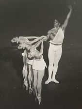 1970 s-1980 s New York City Ballet Photograph Balanchine s APOLLO by W. J  Reilly d7a3d225e6