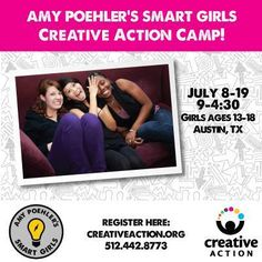 We're ready to learn and play! #SMARTGIRLS ASSEMBLE!