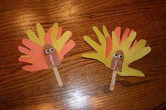 Created By Rachel: Fall preschool crafts