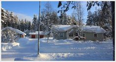 Mooie, goed onderhouden villa in Jämtland.€85000