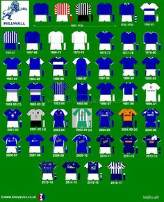 Millwall Fc, Image Foot, Team Shirts, Sport Football, Everton, Club, London, Sports, Soccer Pictures