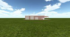 Cool 3D #marketing http://ift.tt/2DSVQa5 #barn #workshop #greenhouse #garage #roofing #DIY