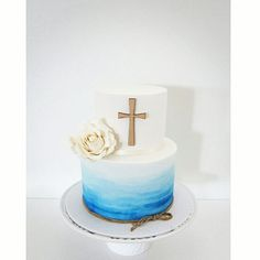 Confirmation cake.