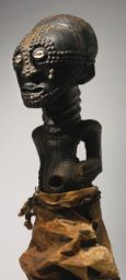 Songye Male Power Figure, Democratic Republic of the Congo African American Artist, African Artists, American Indian Art, African Museum, African Wood Carvings, African Sculptures, Les Continents, Art Premier, Masks Art