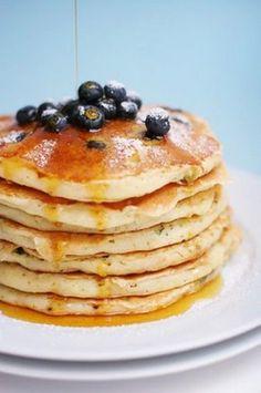 weight watchers blueberry pancakes recipe