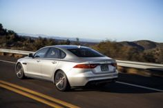2016 Jaguar XF | Car Review | ChickDriven - ChickDriven.com